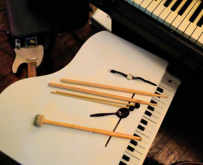 A new home in free musical improvisation