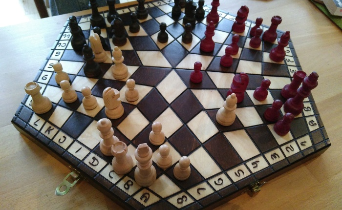 Therapeutic Chess… or… When the engineering analogy breaks down